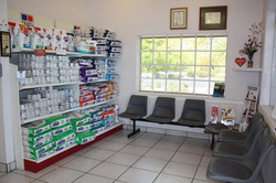 Queen Creek Veterinary Clinic Front Office